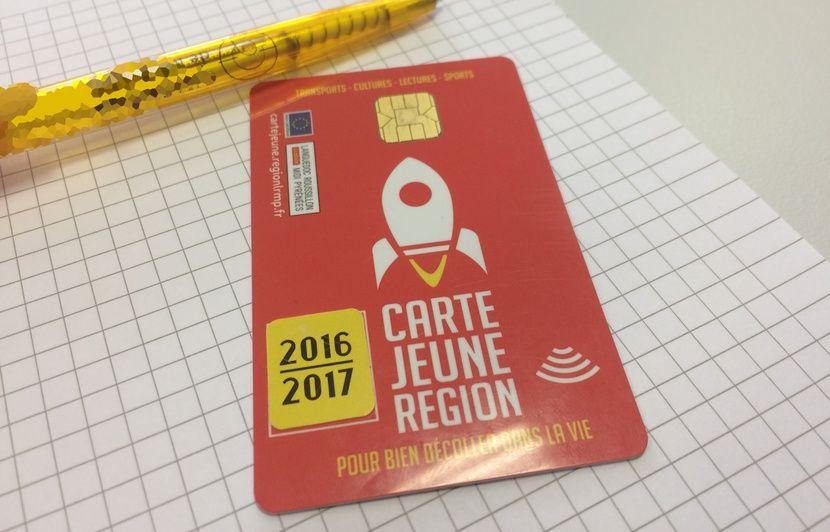la carte jeune occitanie Occitanie: Lycéen, commande ta carte jeune (tes parents vont adorer)