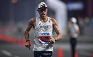 Yoyo Diniz sera en lice pour le 50km marche