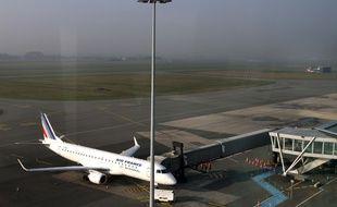 La piste de l'aéroport de Lille va être rénovée (illustration).