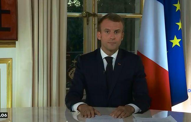 Emmanuel Macron vous a-t-il convaincu hier soir à la télévision?