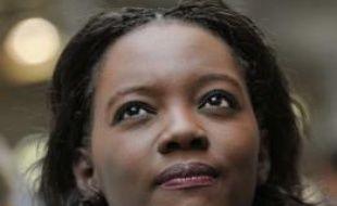 Rama Yade, secrétaire d'Etat aux sports, a lancé sa campagne comme tête de liste UMP aux régionales de mars 2010 en Ile-de-France le 13 septembre 2009