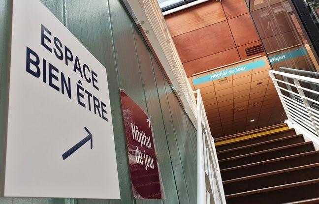 L'espace bien être est ouvert à tous les patients.