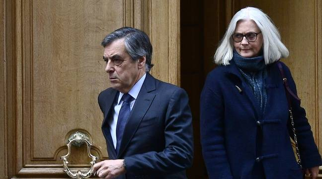 « Madame Fillon, nous avons mal pour vous », lance le procureur