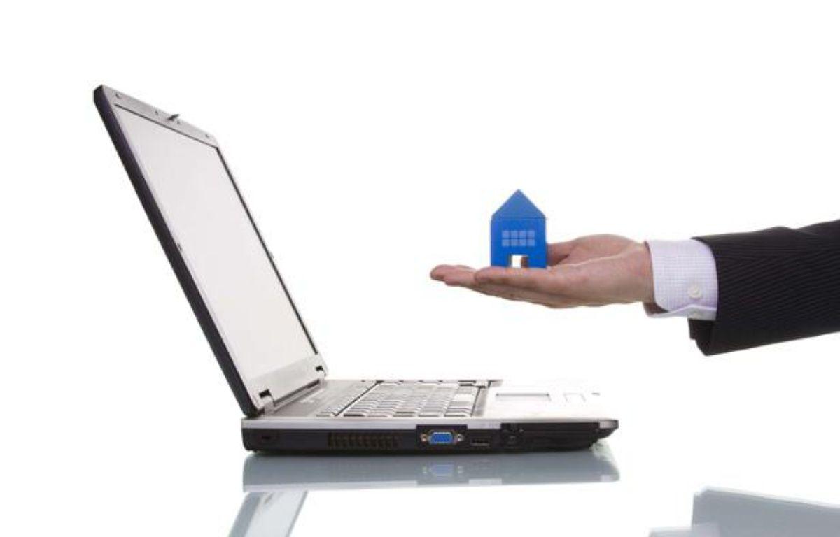 Internet est devenu incontournable dans le secteur immobilier. – SUPERSTOCK/SUPERSTOCK/SIPA