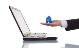 Internet est devenu incontournable dans le secteur immobilier.