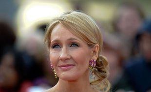 L'auteure J. K. Rowling le 7 juillet 2011 à Londres.