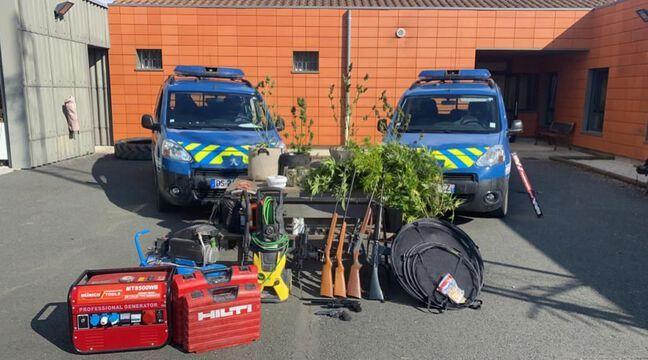 Charente-Maritime : Deux amoureux en escapade dans un bois chassés par des coups de feu