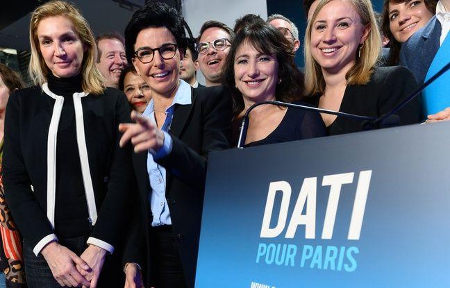 Municipales 2020 à Paris : Rachida Dati veut être la « maire du détail » plus que des « grands projets »