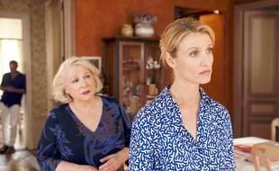 Josiane Balasko et Alexandra Lamy dans «Retour chez ma mère».