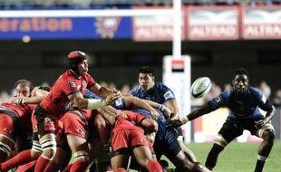 La cinquième victoire du RC Toulon, la première défaite de Biarritz, le lourd revers enregistré par Toulouse face à Perpignan et la nouvelle déconvenue du Stade Français constituent les points marquants de la 5e journée du Top 14 de rugby disputée ce week-end.