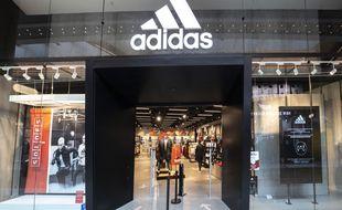 Adidas va se séparer de Reebok.