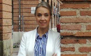 Nadia Pellefigue (PS, PCF, PRG) est candidate aux municipales 2020 à Toulouse.