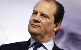 Jean-Christophe Cambadélis à Paris le 20 mai 2015