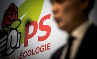 Au nouveau siège du Parti socialiste, à Ivry-sur-Seine.