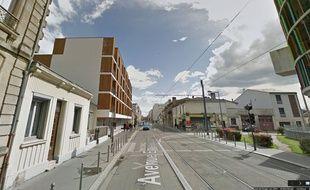 La femme de 65 ans a été retrouvée blessée à la tête avenue Emile Counord à Bordeaux.