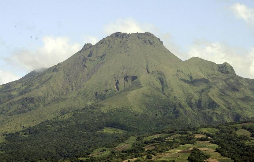 la montagne pelee
