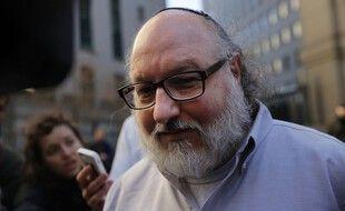 Jonathan Pollard, ancien espion aux Etats-Unis pour le compte d'Israël. (archives)