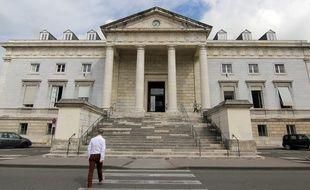 Le tribunal correctionnel de Pau, dans les Pyrénées Atlantiques.