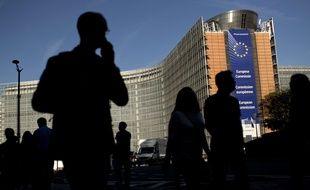 Les quartiers généraux de la Commission européenne à Bruxelles (image d'illustration).