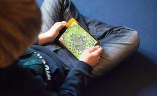 Privé de tablette par sa mère, un adolescent a dévasté son appartement à Etupes dans le Doubs (Franche-Comté), dimanche. (Illustration)