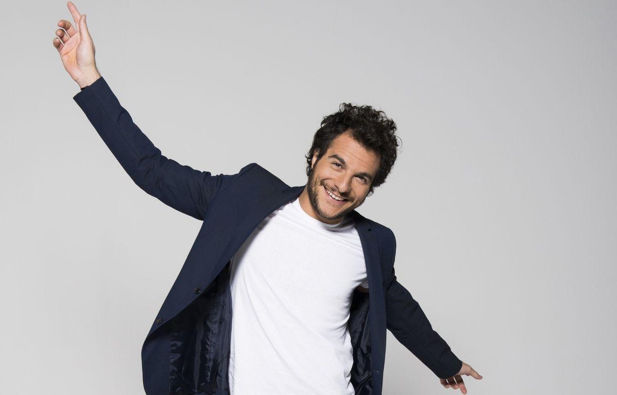 Amir, représentant de la France à l'Eurovision 2016. – Nathalie Guyon - FTV