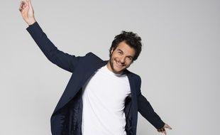 Amir, représentant de la France à l'Eurovision 2016.