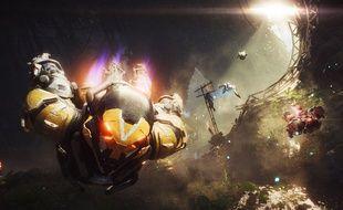 «Anthem» est la première licence originale d'Electronic Arts depuis «Dead Space» il y a dix ans