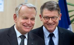 Le Premier ministre Jean-Marc Ayrault et le ministre de l'Education nationale Vincent Peillon installeront vendredi le Conseil national éducation économie (CNEE), destiné à dynamiser les relations entre l'école et le monde économique.
