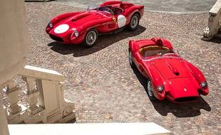 Ferrari 250 Testa Rossa J by The Little Car Company