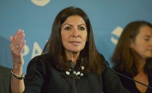 Anne Hidalgo, la maire de Paris, demande à François Fillon de renoncer à son rassemblement dimanche au Trocadéro. (Illustration)