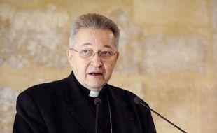 Mgr André Vingt-Trois, archevêque de Paris