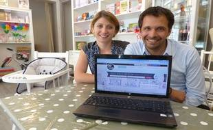 Début avril, Olivier Trinkler, Sophie Chouette ont lancé avec leur groupe d'amis Yes we mum, un portail communautaire qui recense les adresses baby-friendly en France.