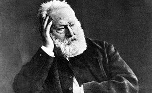 Victor Hugo photographié par Nadar dans les années 1880.