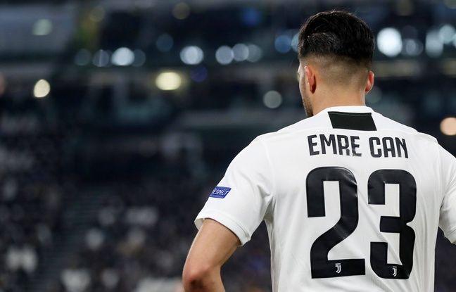 Juventus: «L'entraîneur a été malhonnête», Emre Can furieux de ne pas avoir été inscrit en C1