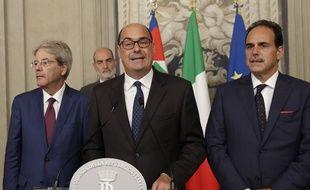 Italie: Vers un accord de coalition entre le centre gauche et le Mouvement 5 Etoiles