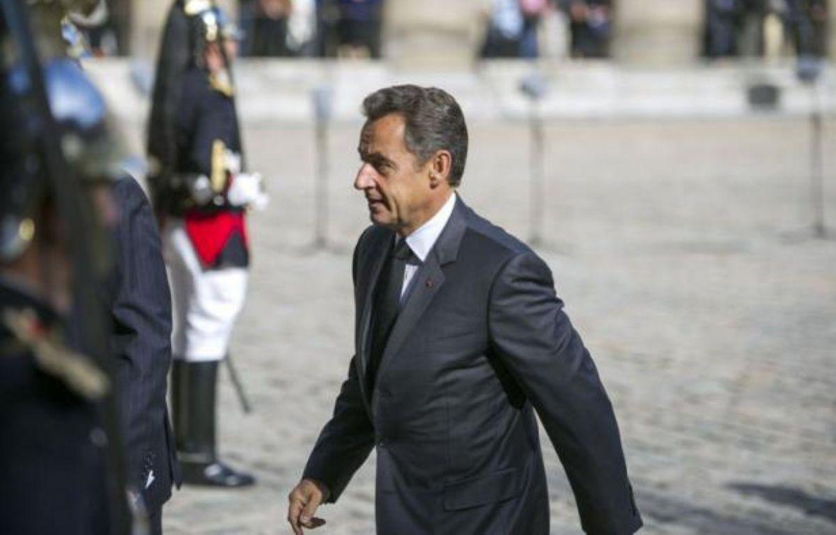 Un mois après son départ de l'Elysée, Nicolas Sarkozy redevient vendredi, à minuit, un justiciable ordinaire, privé de son immunité présidentielle et exposé à d'éventuelles poursuites ou à une audition comme témoin dans plusieurs affaires, comme le dossier Bettencourt. – Fred Dufour afp.com