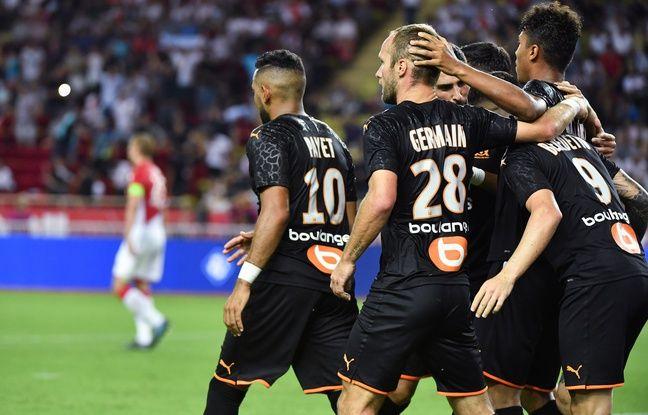 Monaco-OM: Marseille invente le but dans le noir (et bat l'ASM au terme d'un match renversant)