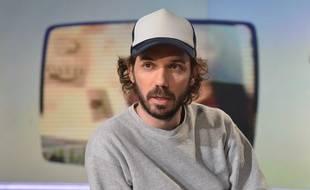 """Le patron de """"Society"""" Franck Annese est passé outre les consignes du service presse de l'Elysée."""
