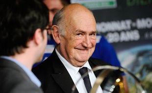 Le président de la FFR Pierre Camou en juin 2013.
