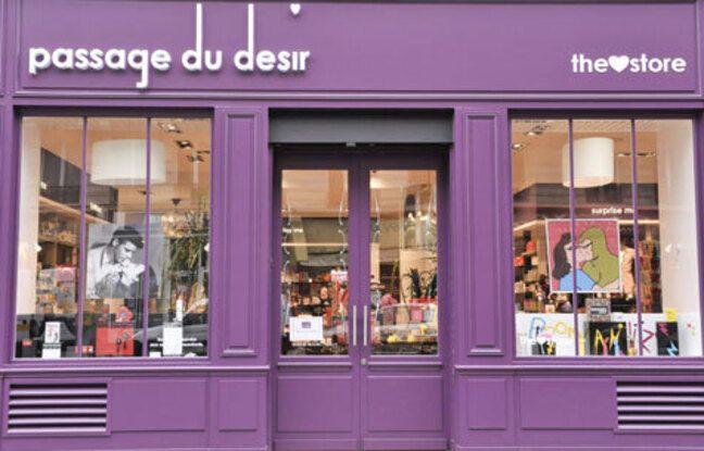 Passage du Désir inaugurera une boutique rue Sainte-Catherine à Bordeaux, dès que l'ensemble des commerces sera autorisé à rouvrir