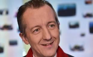 L'éditorialiste Christophe Barbier.