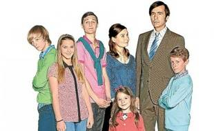 La famille Dubernet-Carton.