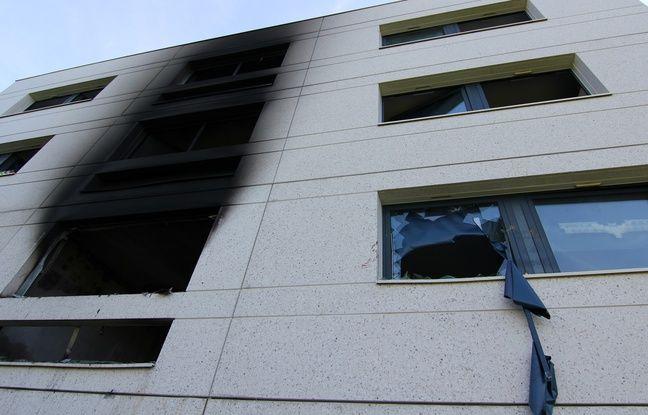 Incendie à Supélec Rennes: L'étudiant gravement blessé est décédé dans actualitas dimanche 648x415_facade-residence-campus-supelec-touchee-incendie-23-mai-2017