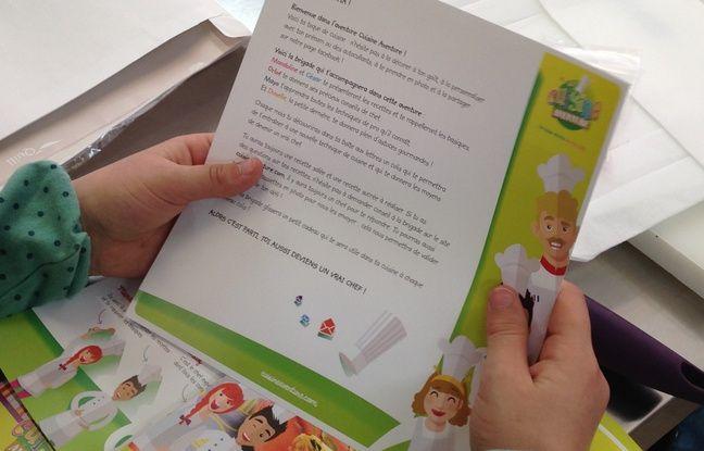Strasbourg, le 20 avril 2016. - Cuisine Aventure propose des cours de cuisine par correspondance adaptés à chaque enfant pour les 6-16 ans.