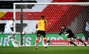 Yilmaz a ouvert le score pour Lille
