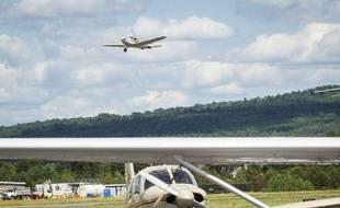 Un avion de tourisme, type Piper. (Illustration)