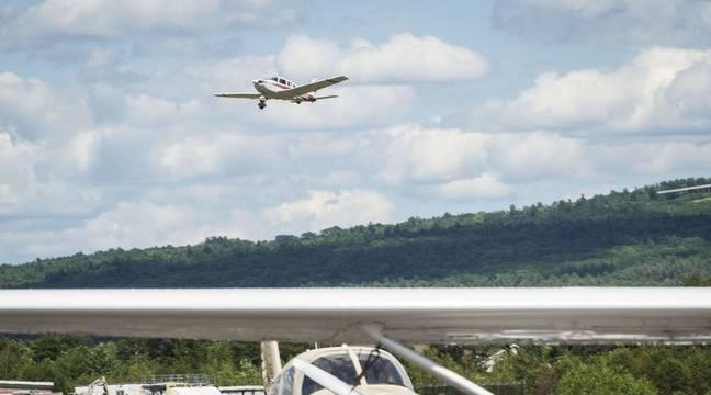 Quatre morts dans le crash d'un avion près du viaduc du Millau