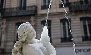 L'hiver 2018 a été rigoureux, comme à Lyon ici. Cette année cela pourrait être différent.
