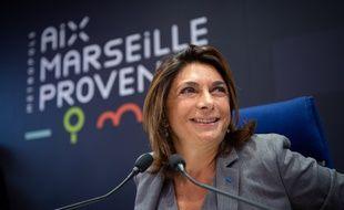 Martine Vassal, qui prône le rassemblement en vue des municipales à Marseille, ne s'est toujours pas déclaré candidate.