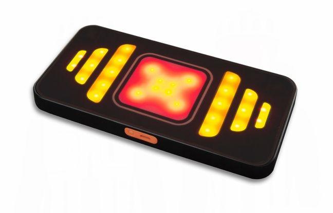 Le système Clic-Light V2 offrira une visibilité jusqu'à 400 mètres.